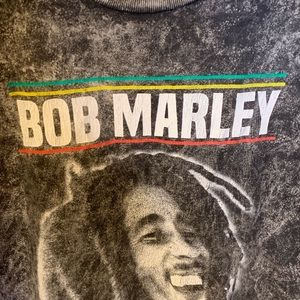 Zion Rootswear Tops - Bob Marley 1978 graphic tee, sz XS